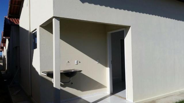 Casa em Zona Norte - 2/4 Suíte - 63m² - Cidade Jardim - Taxa de documentação Grátis - Foto 5