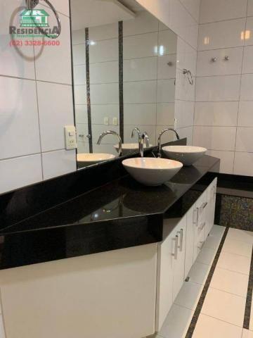 Sobrado com 4 dormitórios para alugar, 350 m² por R$ 6.000,00/mês - Residencial Sun Flower - Foto 17