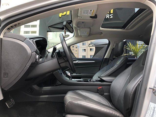 FORD FUSION 2013/2013 2.0 TITANIUM AWD 16V GASOLINA 4P AUTOMÁTICO - Foto 11