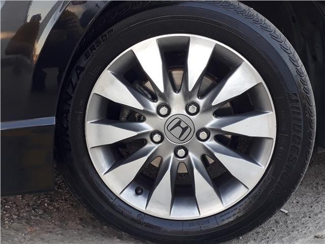 Honda Civic 1.8 lxl 16v flex 4p automático - Foto 13