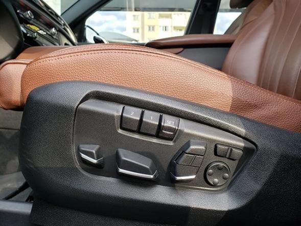 BMW X6 2015/2016 3.0 35I 4X4 COUPÉ 6 CILINDROS 24V GASOLINA 4P AUTOMÁTICO - Foto 13