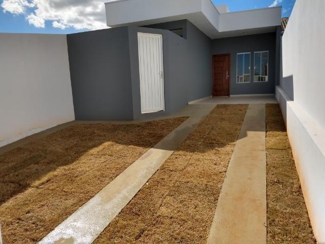 Residência de 70 m² c/ 2 quarto - Jardim Novo Bongiovani - Foto 2