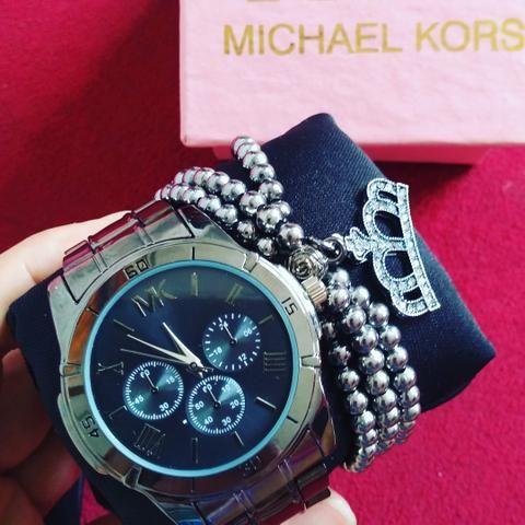 Receba hoje! kit Relógio feminino - Bijouterias, relógios e ... a4998d1ee1