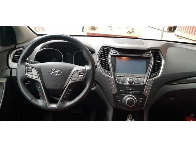 Hyundai Grand santa fé 3.3 mpfi v6 4wd gasolina 4p automático - Foto 8