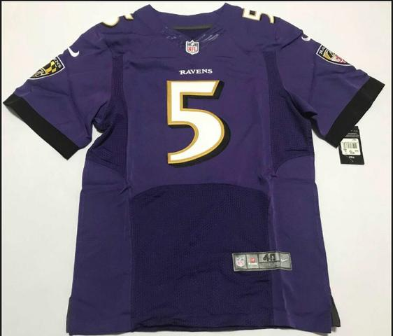 83563f37b6 Camisa Futebol Nike Futebol Americano NFL Baltimore Ravens ...