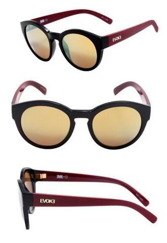 ab0ff393b2e0d Óculos De Sol Evoke 100% Original Nota Fiscal Garantia Novo case flanela