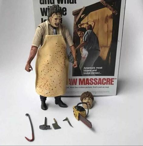 Action Figure Leatherface The Texas Chainsaw Massacre