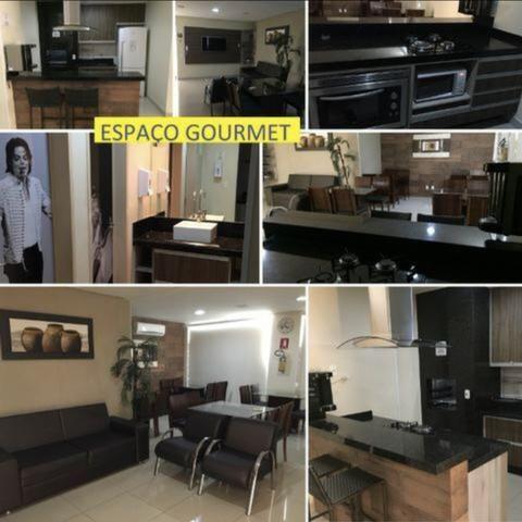 Lindo apartamento Ambar 02 quartos residencial Eldorado - Foto 7