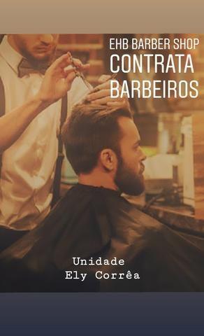Contrata-se barbeiros