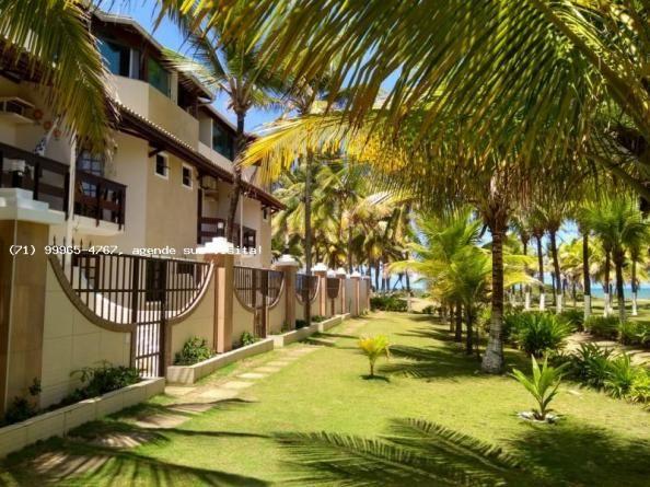 Casa em condomínio para venda em salvador, praia de flamengo, 3 dormitórios, 2 suítes, 4 b - Foto 4