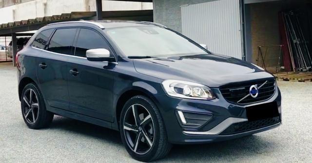 Volvo XC60 T6 R-Design,IPVA 2020 Pago,Aceita Troca,Único dono,Baixa Km !! - Foto 5