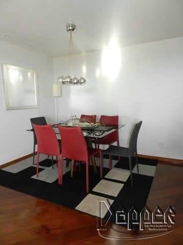 Apartamento à venda com 3 dormitórios em Ouro branco, Novo hamburgo cod:13175 - Foto 4