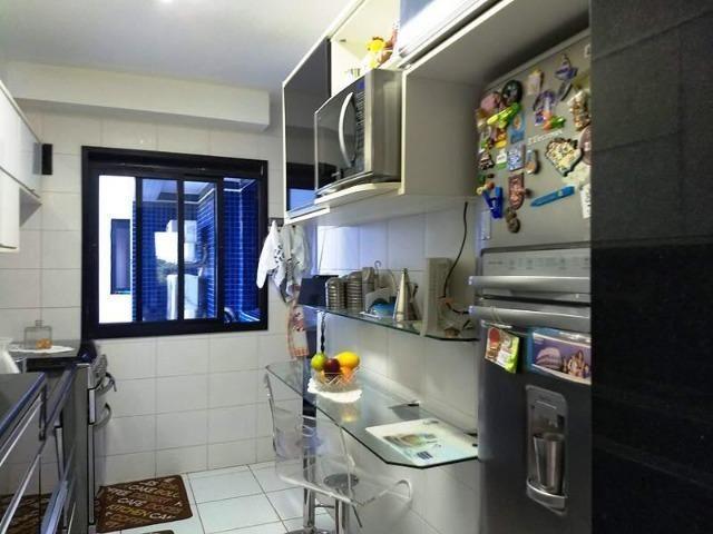 Apartamento 3/4 Alphaville 106 m² com 2 vagas Condomínio com Lazer Completo - Foto 6