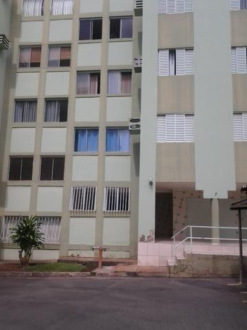 Apto terra nova 3 quartos 4º andar 1.100 incluso cond.,atrás do shopping pantanal - Foto 2