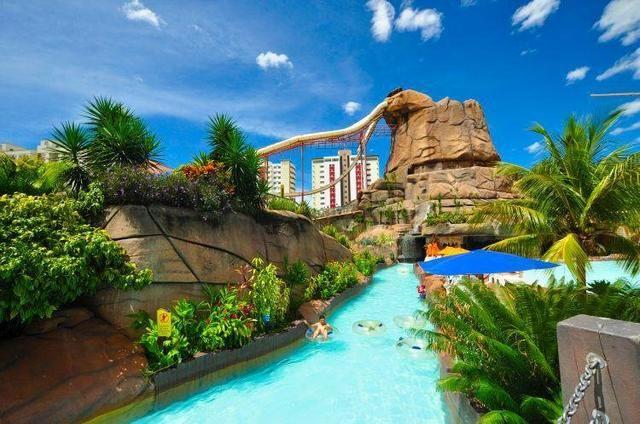 Piazza DiRoma, Hotel que da - acesso grátis ao Acqua Park Splash Di Roma Caldas Novas