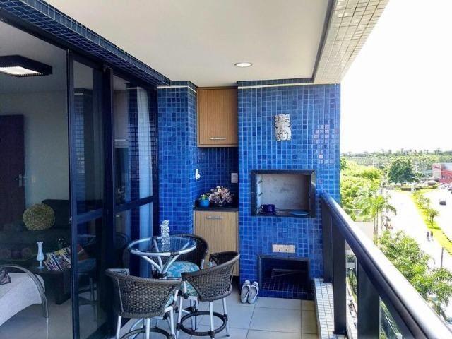 Apartamento 3/4 Alphaville 106 m² com 2 vagas Condomínio com Lazer Completo - Foto 14