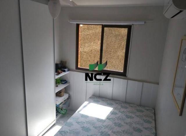 Apartamento com 4 dormitórios à venda, 106 m² por r$ 550.000 - Foto 9