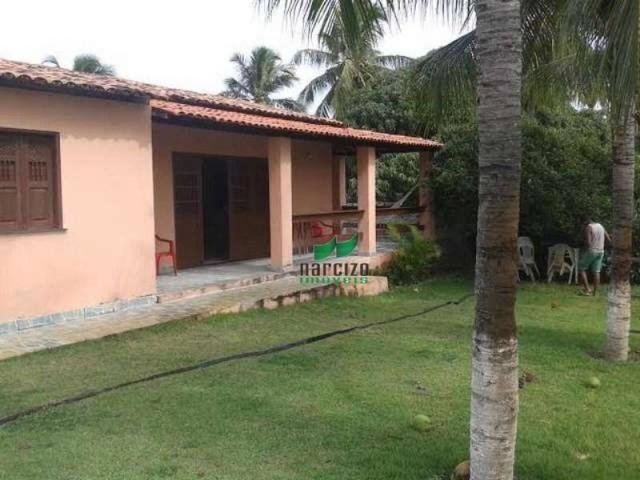 Casa residencial à venda, jacuipe, camaçari - ca0819. - Foto 11