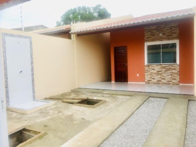 D.P Casa com entrada facilita e documentacao gratis 150 m do ismael supermercado - Foto 3