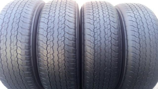 Pneu 265/65r17 Dunlop (jogo) - Foto 6