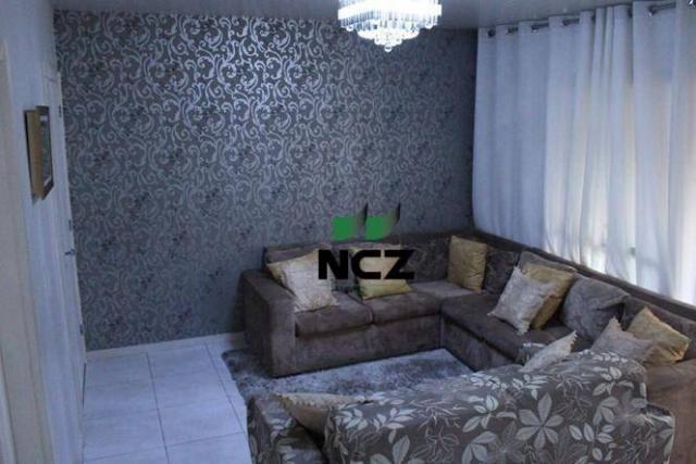 Apartamento com 4 dormitórios à venda, 106 m² por r$ 550.000 - Foto 5