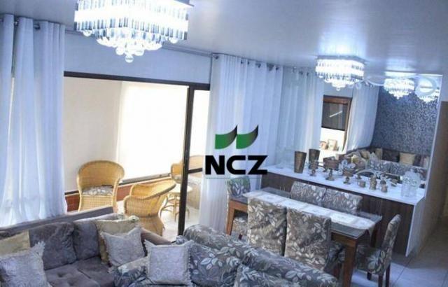 Apartamento com 4 dormitórios à venda, 106 m² por r$ 550.000 - Foto 6