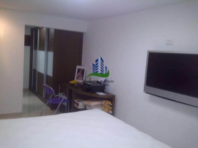 Apartamento alto luxo, 4 quartos, beira mar de candeias - Foto 6