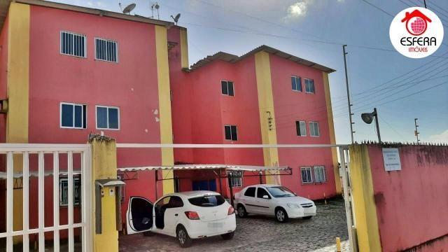 Apartamento para Venda em São Gonçalo do Amarante, Jardim Lola, 2 dormitórios, 1 banheiro,