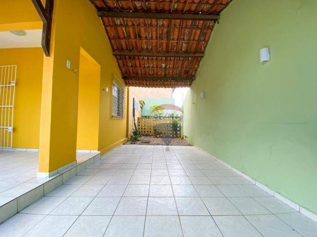 Casa com 3 dormitórios à venda, 157 m² por R$ 280.000,00 - Capim Macio - Natal/RN - Foto 4