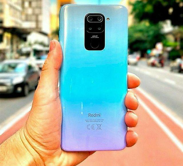 Xiaomi note 9 128gb (novo) com garantia