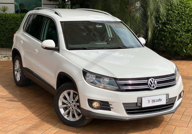 VW/Tiguan 2.0 TSI Aut 2012 *Raridade