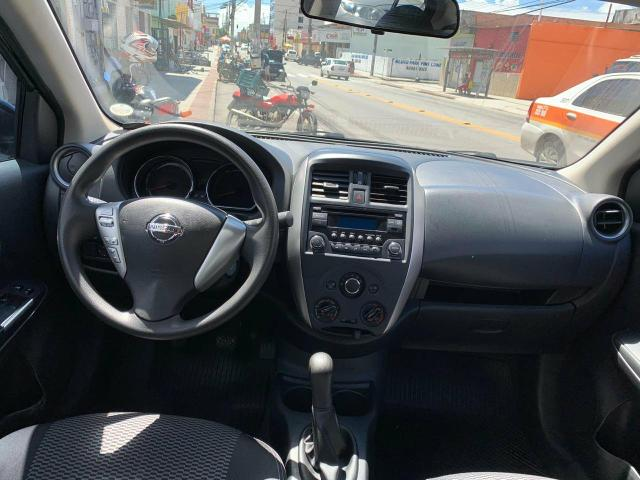 Nissan Versa SV 1.6 2016 - Foto 11