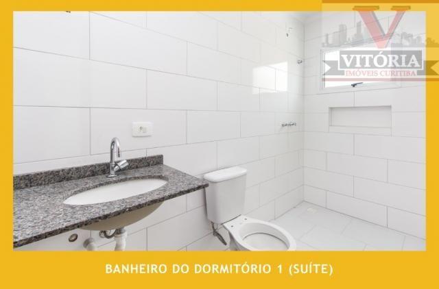 SOBRADO À VENDA, 139 M² POR R$ 400.000,00 - FAZENDINHA - CURITIBA/PR - Foto 9