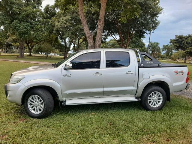 Hilux SRV 2014 TOP