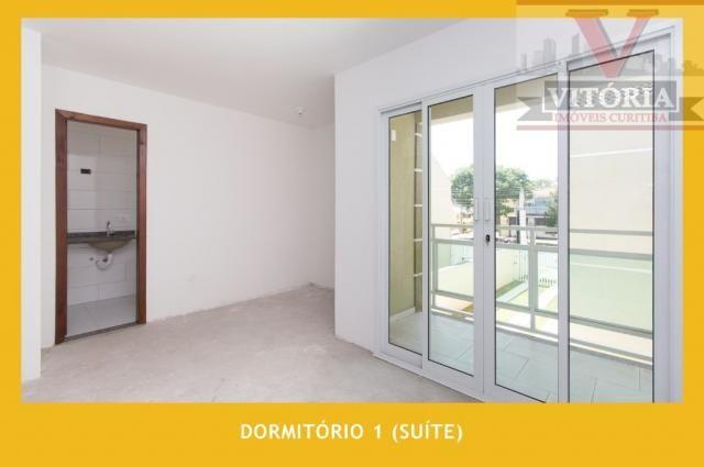 SOBRADO À VENDA, 139 M² POR R$ 400.000,00 - FAZENDINHA - CURITIBA/PR - Foto 8