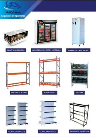 Gôndolas e equipamentos comerciais - Foto 4