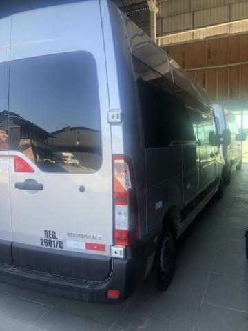 Master minibus 16 lugares assumir parcelas - Foto 4
