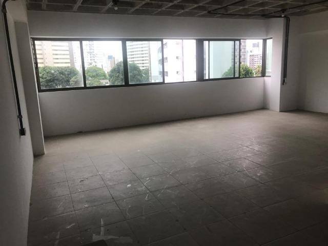 Alugo Salas Comerciais em Casa Amarela - 66 m², 30 m² - Foto 9