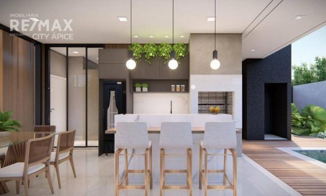 Casa com 3 suítes à venda, 211 m² por R$ 1.290.000 - Parque dos Novos Estados - Campo Gran - Foto 7