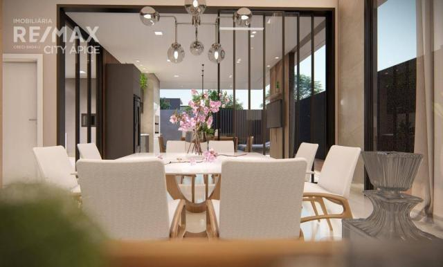 Casa com 3 suítes à venda, 211 m² por R$ 1.290.000 - Parque dos Novos Estados - Campo Gran - Foto 5