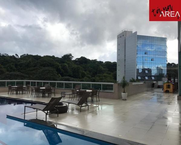 Apartamento no Itaigara, Alto do Parque, Cond. Chateau Du Parc - Área Imobiliária - Foto 18