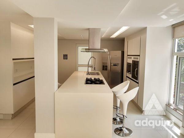 Casa com 4 quartos - Bairro Oficinas em Ponta Grossa - Foto 6