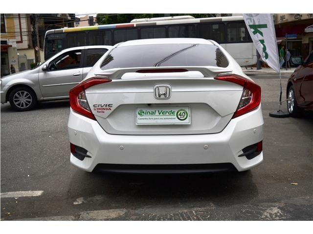 Honda Civic 2.0 16v flexone lx 4p cvt - Foto 7