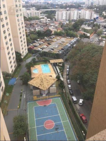 Apartamento com 2 dormitórios para alugar, 48 m² por R$ 1.200,00/mês - Jaguaré - São Paulo