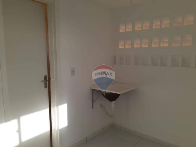 Apartamento com 2 dormitórios para alugar, 68 m² por R$ 750,00/mês - Parque das Nações - P - Foto 8