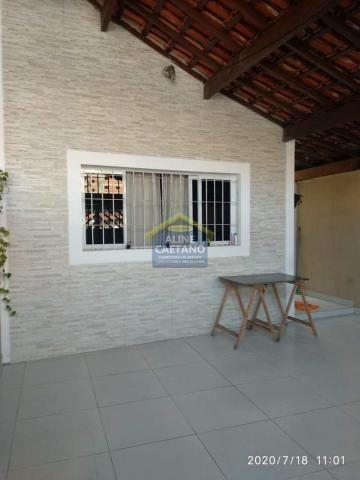 Casa à venda com 2 dormitórios em Tupi, Praia grande cod:AC763 - Foto 4