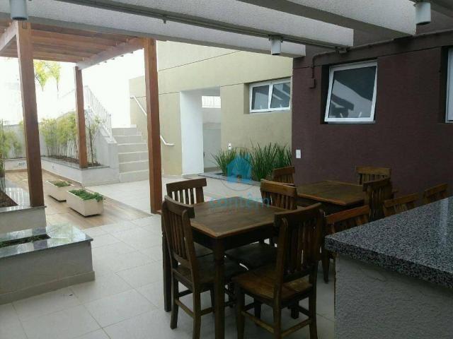 Apartamento com 2 dormitórios à venda, 53 m² por R$ 300.389,54 - Quitaúna - Osasco/SP - Foto 18