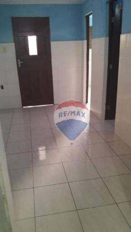 Casa com 2 dormitórios à venda, 60 m² por R$ 60.000,00 - Municípios - Santa Rita/PB - Foto 3