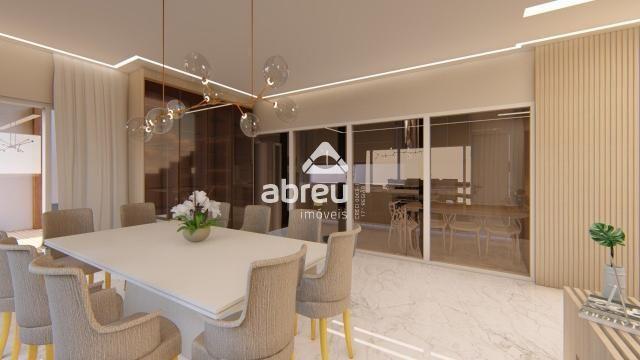 Casa de condomínio à venda com 5 dormitórios em Parque do jiqui, Parnamirim cod:821767 - Foto 3