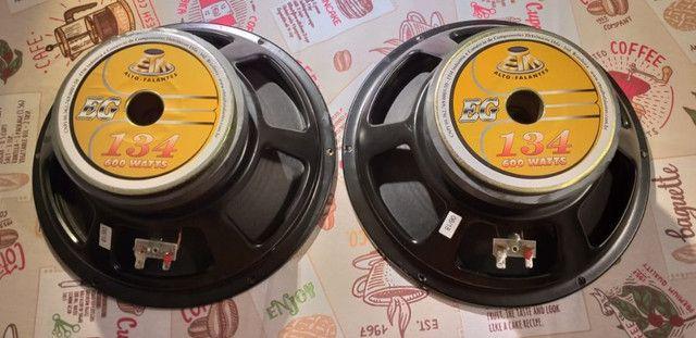 Alto Falante JBL e ETM 10 polegadas Cone Seco - Foto 5